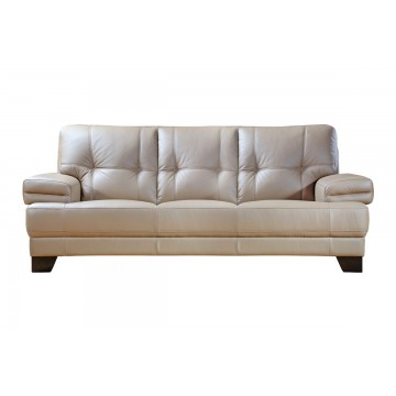 Dante 1743 3 Seaters Leather Sofa