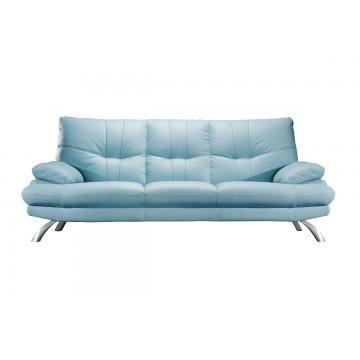 Dante 1874 3 Seaters Leather Sofa