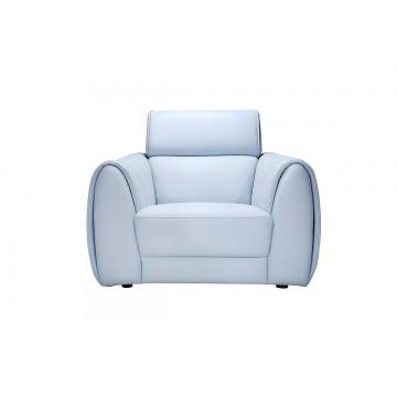 Dante 5012 1 Seater Leather Sofa