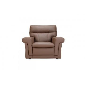 Dante 5266 1 Seater Leather Sofa
