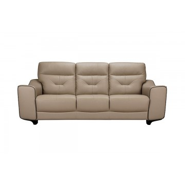 Dante  5447 3 Seaters Leather Sofa
