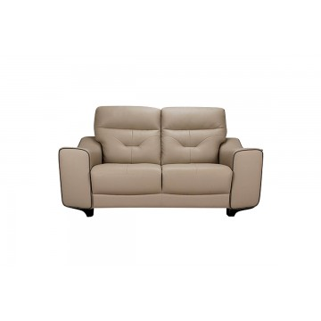 Dante  5447 2 Seaters Leather Sofa