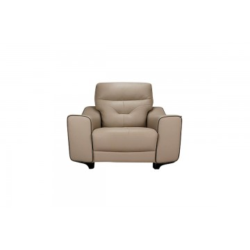Dante  5447 1 Seater Leather Sofa