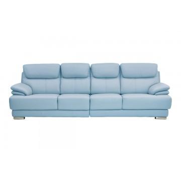 Dante 5704 4 Seaters Leather Sofa