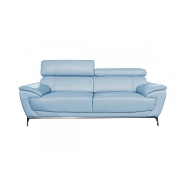 Anton Normal Seater Leather Sofa