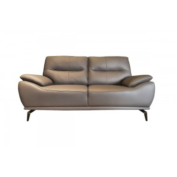 Bosco Normal Seater Leather Sofa
